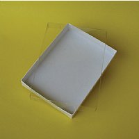Clear lid greeting card box wildcat wholesale greeting card box a6 6 916 x 4 13 m4hsunfo