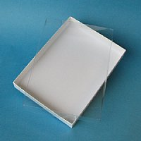 Clear lid greeting card box wildcat wholesale greeting card box a7 7 38 x 5 3 m4hsunfo Image collections
