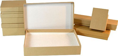 14 Matte Kraft Jewelry Box 5716 x 312 x 1